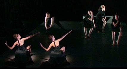 Filmregistratie Vooropleiding Dans 2013